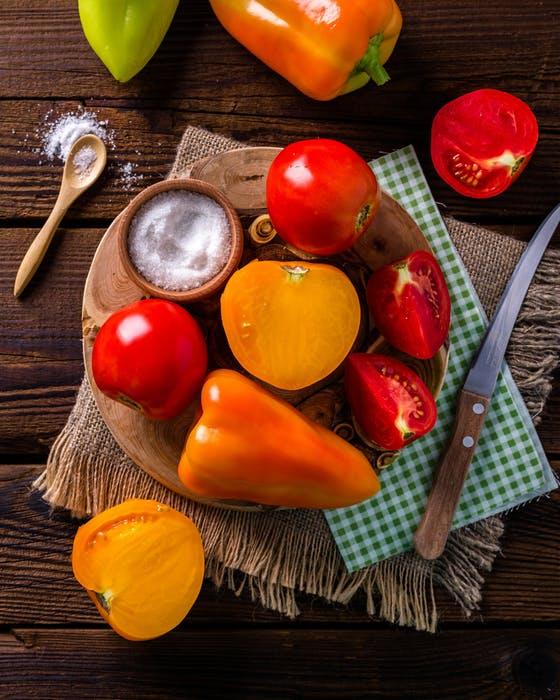 Het herstellend vermogen van appels én tomaten op onzelongen