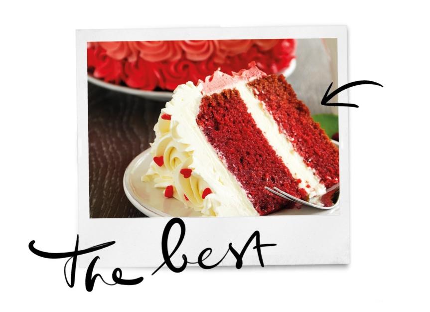 Delicious Red Velvetcake